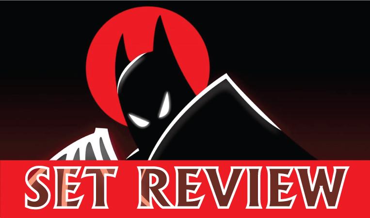 Batman BTAS Heroclix The Animated Series RARE # 038   The Flash